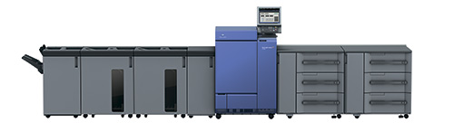 Konica Minolta bizhub PRESS С1085/С1100
