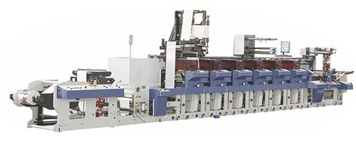 флексографская печатная машина Donghang